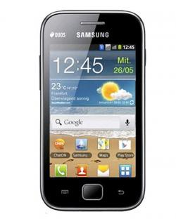 Samsung Galaxy Ace Duos S6802 Mobile Phone(Black)