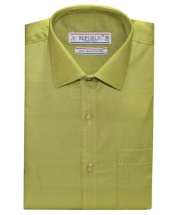 Republic Olive Green Shirt