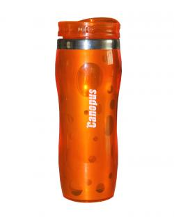 Canopus Orange Water Bottle