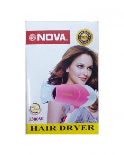 NOVA Powerful Compact 1300W Hair Dryer