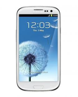 Samsung Galaxy S3 I9300 Mobile Phone(White)