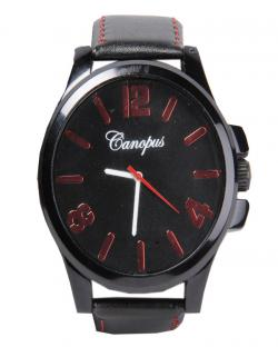 Canopus Men Black Dial Watch
