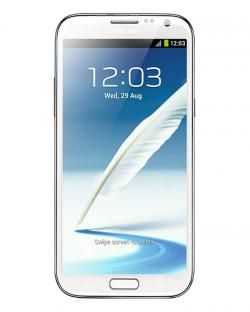 Samsung Galaxy Note II N7100 Mobile Phone(White)