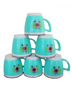Tea & Coffee Cup Set (Green)