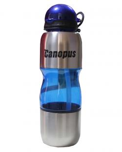 Canopus Steel Sipper Bottle (Blue)