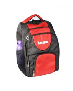 Canopus Executive Laptop Backpack(Red)
