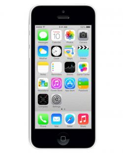 Apple iPhone 5C 32GB (White)