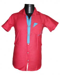 Yepvi Men's Shirt (Red)