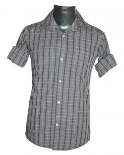 Yepvi Men's Shirt (Grey)