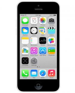 Apple iPhone 5C 8GB (White)
