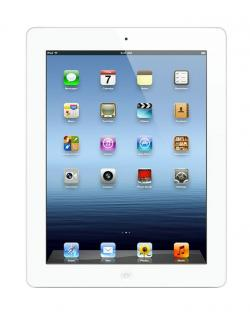Apple iPad 64GB with Retina Display and Wi-Fi (White)