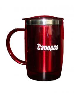 Canopus Thermal Travel Mug (Red)