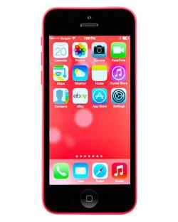Apple iPhone 5C 32GB (Pink)