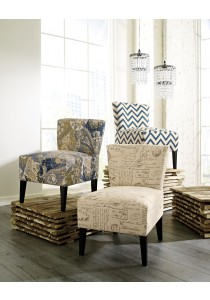 Ravity Accent Chair (Taupe)