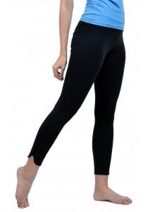 ViQ Round Hem Signature Tight Pant (Black)