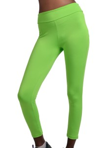 ViQ Signature Tight Pants (with 2 back pockets) (Bright Green)