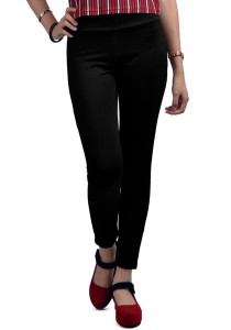 ViQ Signature Tight Pants (with 2 back pockets) (Black)