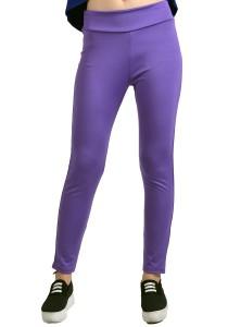 ViQ Signature Tight Pants (with 2 back pockets) (Grape)