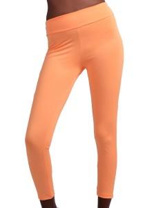 ViQ Signature Tight Pants (with 2 back pockets) (Light Orange)