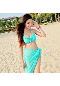 3-In-1 Tiffanny Bikini (Include Cape)