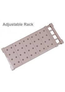 Extendable Rack Adjustable for Cabinet Wardrobe Kitchen (70cm-120cm)