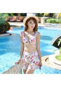 Colourful Flower Bikini SHEL-B0029