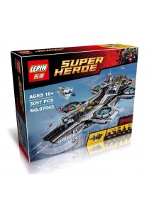 Lepin  Super Heroes The SHIELD Helicarrier