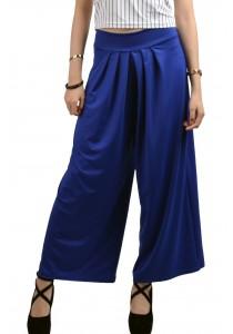 ViQ Culottes (Royal Blue)