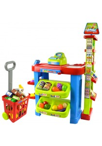 CT Toys Supermarket Playset 008-85