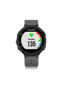 Garmin Forerunner 235 GPS Running Watch with Wrist-Based Heart Rate - GREY+BLACK (010-03717-6G+HAMPB) FREE Hame 5,000mAh Power Bank