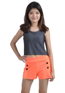 ViQ Loose Fit Cropped Singlet (Grey)