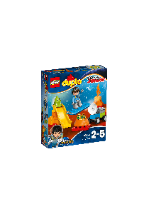 LEGO DUPLO Miles' Space Adventures (10824)