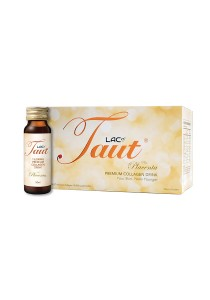 LAC Taut Gold Standard Collagen Drink (Plus Placenta) 50ml x 8 Bottle