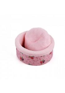 Round Bed Cream