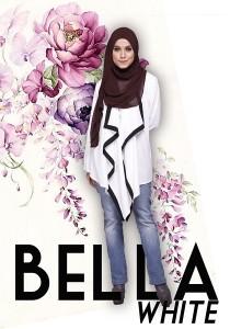 Fiera Design Bella Cardigan in White