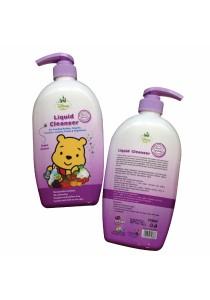 Liquid Cleanser 750ml (Grape)