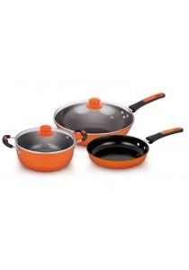 Set of 4 Non Stick Cookware