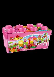 LEGO DUPLO AllinOnePinkBoxofFun (10571)