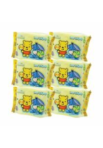 6 in 1 Packs Wet Wipes 180's