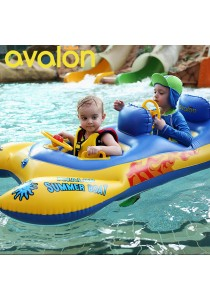 Avalon Sibling Boat Float For Two Kids