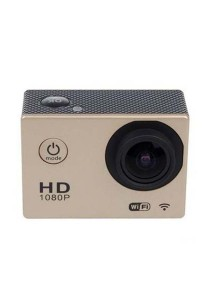 "(OEM) 1.5"" SJ4000 WIFI Full HD 1080p Waterproof Sports Camera (Gold)"