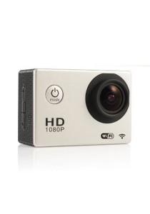 """(OEM) 1.5"""" SJ4000 WIFI Full HD 1080p Waterproof Sports Camera (Silver)"""