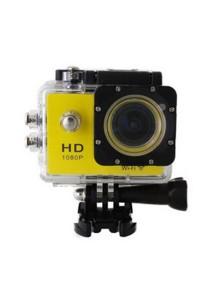 "(OEM) 1.5"" SJ4000 WIFI Full HD 1080p Waterproof Sports Camera (Yellow)"