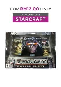 [PC] StarCraft Battle Chest