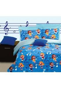 Novelle Cheerful Comforter Set (Choir Club- Single)