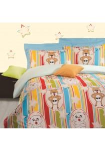 Novelle Cheerful Comforter Set (Happy Song- Single)