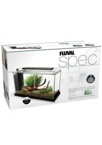 Fluval Spec 19 L (5 US gal) Desktop Glass Aquarium - Black