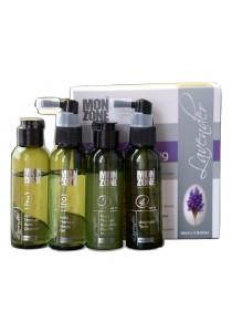 Monzone Scalp Stimulating Therapy 60ml X 4 Bottle