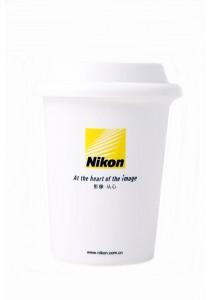 Nikon Design USB Mini Coffee Mug Air Humidifier - 350ml