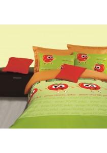 Novelle Ato Comforter Set (Tommy The Tomato- Single)